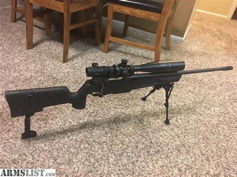 Sig Sauer 308 Long Range Rifle