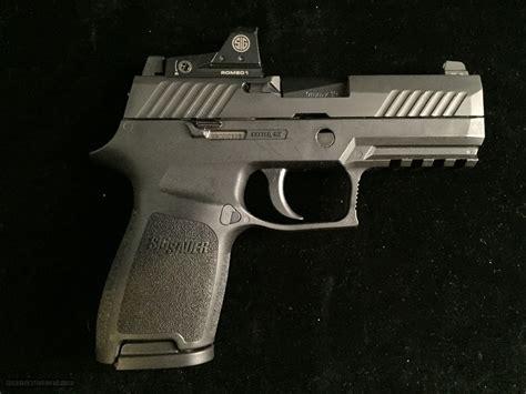 Sig-Sauer Sig Sauer 320 Rx Compact.