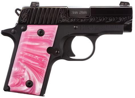 Sig Sauer 380 Pink