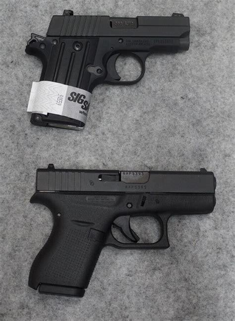 Sig Sauer 380 Vs Glock 42
