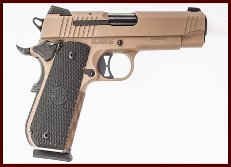 Sig-Sauer Sig Sauer 45 Acp Guns.