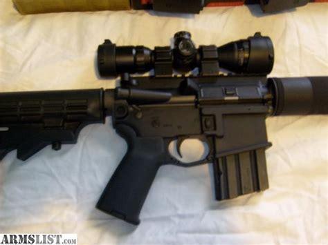 Sig Sauer 450 Bushmaster