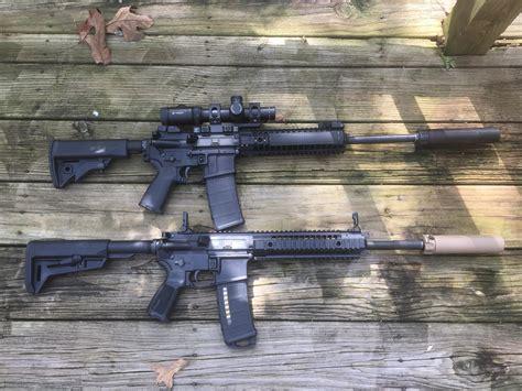 Sig Sauer 516 Suppressor