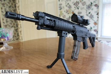 Sig Sauer 522 Swat Rifle