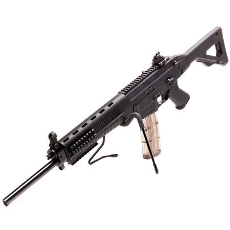 Sig Sauer 522 Target Rifle Review