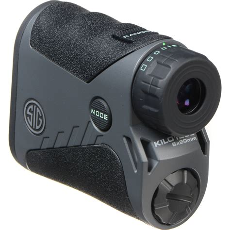 Sig Sauer 6x20 KILO1250 Laser Rangefinder SIGSOK12601