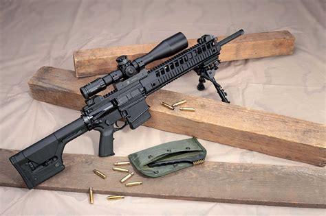 Sig Sauer 716 Dmr Ar10 308 Rifle