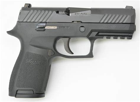 Sig Sauer 9 Millimeter Pistol