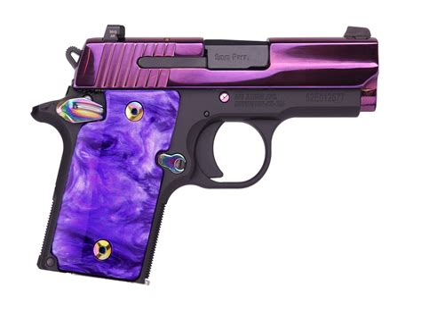 Sig Sauer 938 9mm Pistols