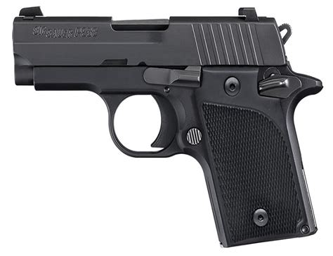 Sig Sauer 9mm Handgun With Night Sights 3659bss