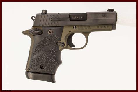 Sig Sauer 9mm Model 938
