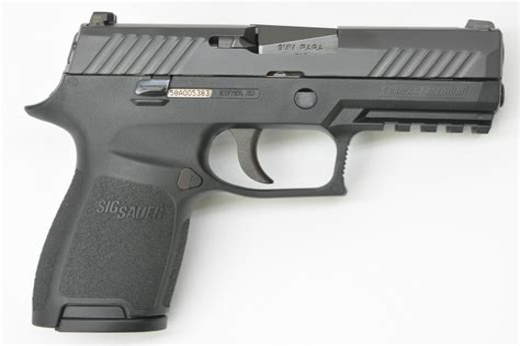 Sig-Sauer Sig Sauer 9mm Pistol Price.