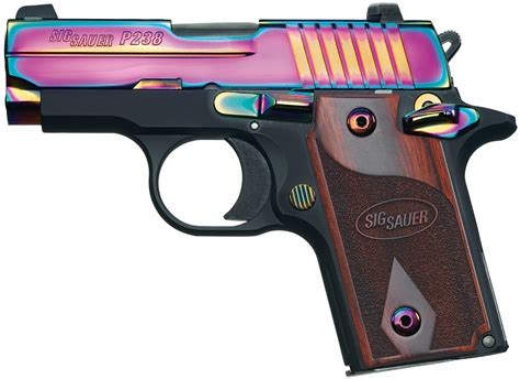 Sig Sauer 9mm Rainbow For Sale