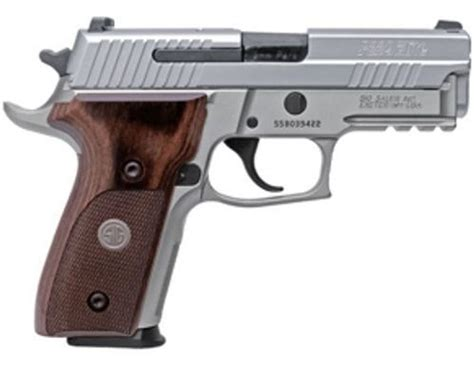 Sig Sauer Alloy Stainless Elite P226 For Sale