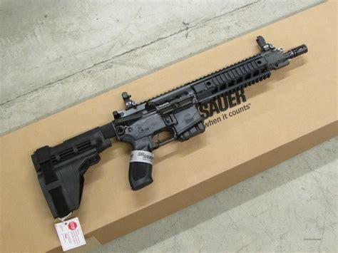 Sig-Sauer Sig Sauer Ar 15 Pistol.