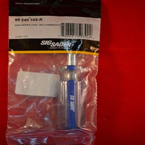 Sig Sauer Armorer Tool Set