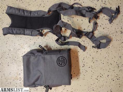Sig Sauer Binocular Harness