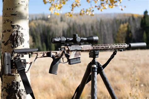 Sig Sauer Bolt Action Sniper Rifle
