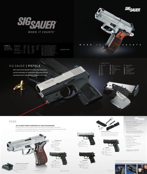 Sig Sauer Catalog
