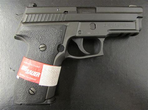 Sig-Sauer Sig Sauer Certified Pre Owned For Sale.