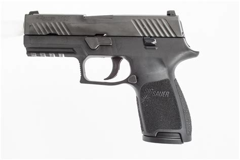 Sig Sauer Compact 45 Acp Used For Sale