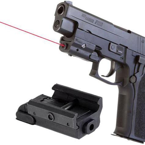 Sig Sauer Compact Pistol Laser Rail
