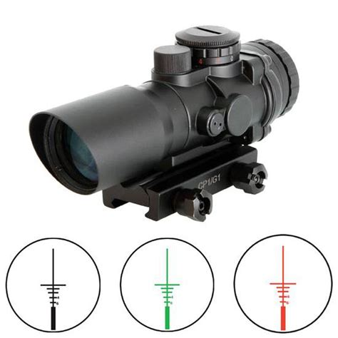 Sig Sauer Cp1 Prismatic Rifle Scope Review