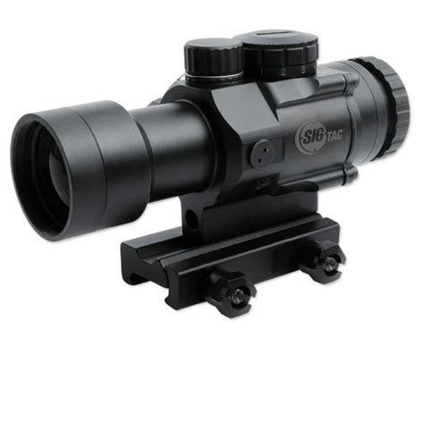 Sig-Sauer Sig Sauer Cp4 Prismatic Scope Review.