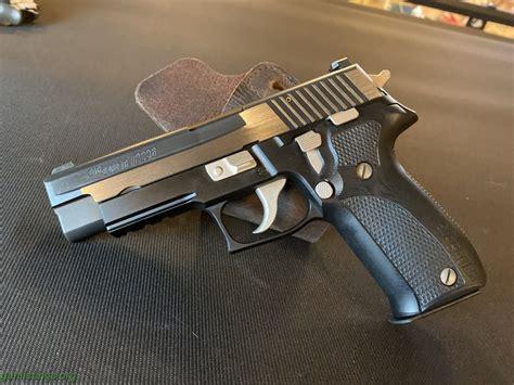 Sig Sauer Custom Shop 9mm Pistol