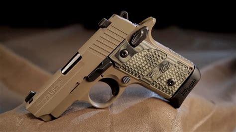 Sig Sauer Defensive Handgun