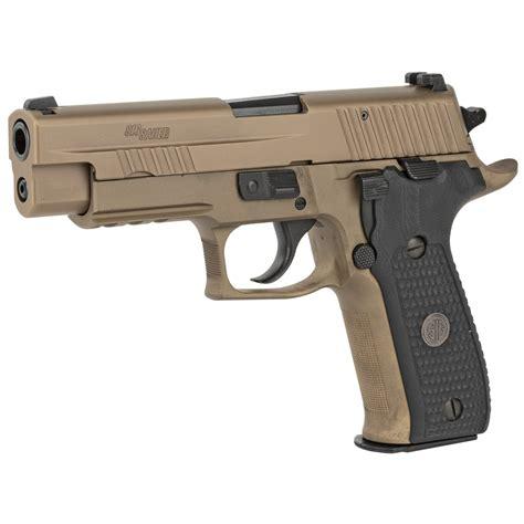 Sig Sauer E26r9scpntb P226 Scorpion 9mm 4 4 15 1 Flat