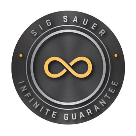 Sig Sauer Electro Optics Infinite Guarantee