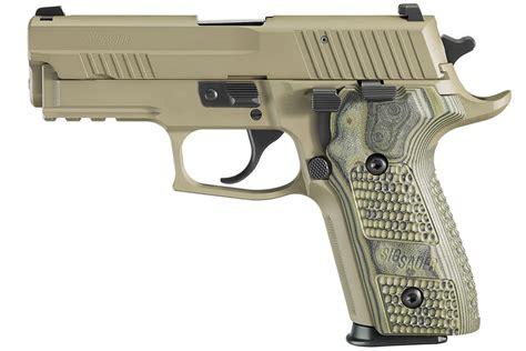 Sig Sauer Elite Scorpion Fde P229 9mm
