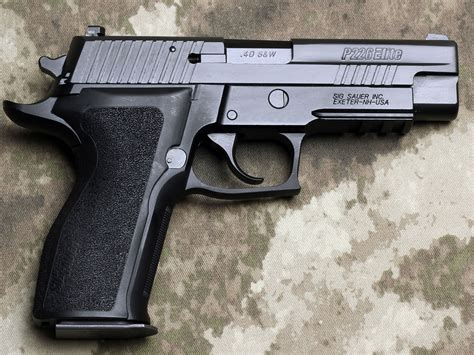 Sig Sauer Enhanced Elite P226