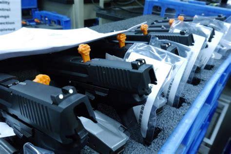 Sig-Sauer Sig Sauer Exeter Plant.
