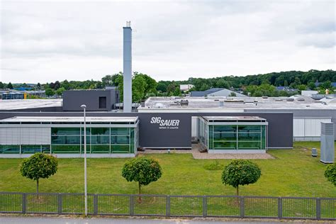 Sig Sauer Headquarters Germany