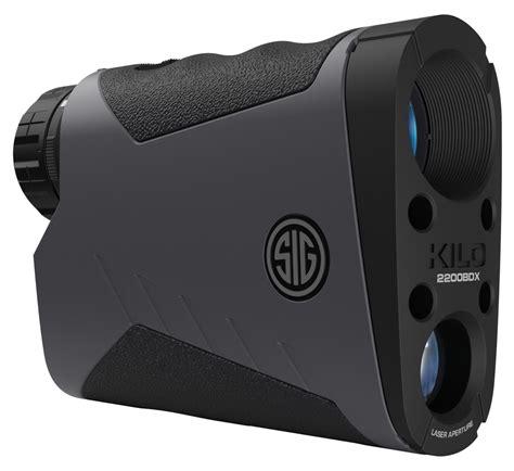 Sig Sauer Kilo 2200 Bdx Review