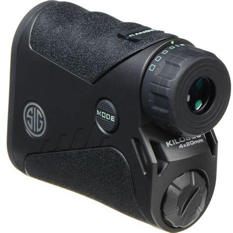 Sig Sauer Kilo 850 Rangefinder Black