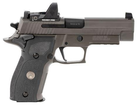 Sig-Sauer Sig Sauer Legion P226 Romeo.