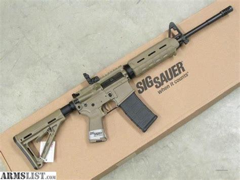 Sig-Sauer Sig Sauer M400 Fde For Sale.