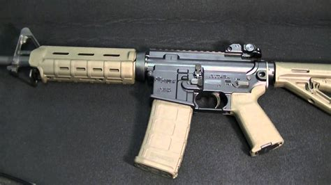 Sig Sauer M400 Magpul Accessories