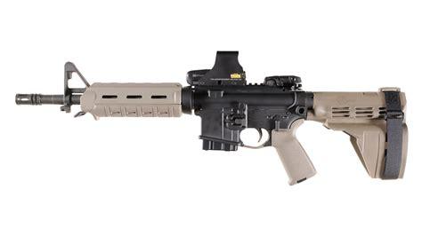Sig Sauer M400 Pistol Grip