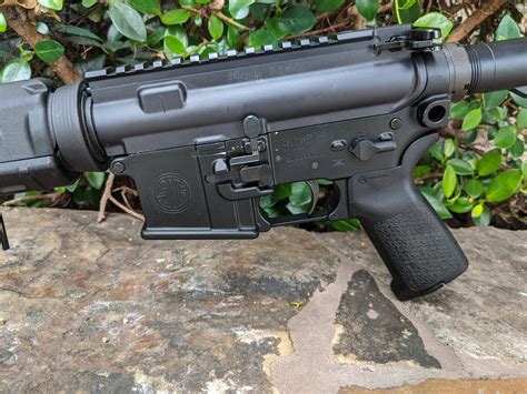 Sig-Sauer Sig Sauer M400 With Prismatic Scope Review.