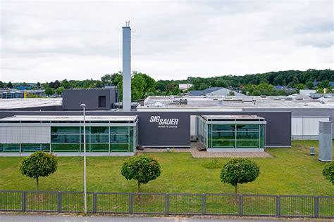 Sig Sauer Manufacturing Plant