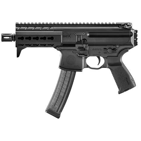Sig-Sauer Sig Sauer Mpx Pistol Review.