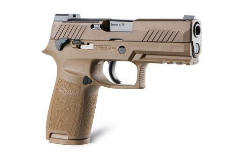Sig Sauer New Army Pistol