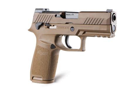 Sig-Sauer Sig Sauer New Military Pistol.