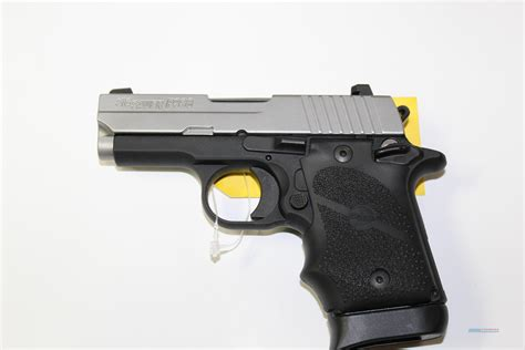 Sig-Sauer Sig Sauer New Small 9mm.