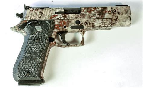 Sig-Sauer Sig Sauer P220 10mm Hunter Review.
