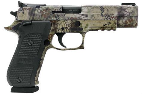 Sig-Sauer Sig Sauer P220 10mm Kryptek Camo For Sale.
